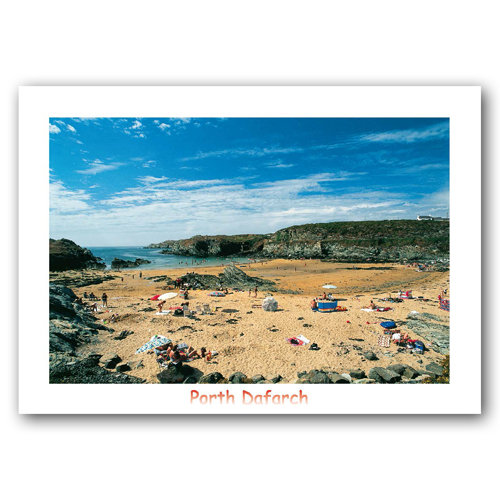 Porth Dafarch - Sold in pack (100 postcards)