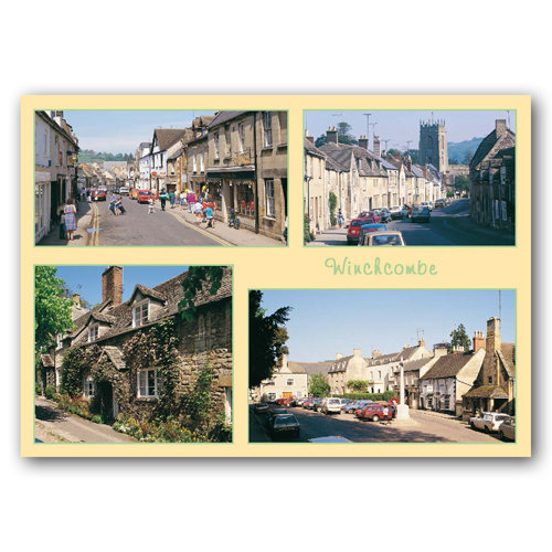 Winchcombe Comp - Sold in pack (100 postcards)