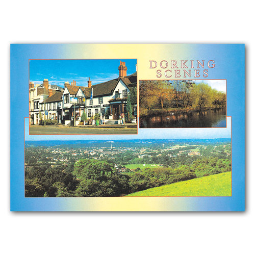 Dorking - Sold in pack (100 postcards)