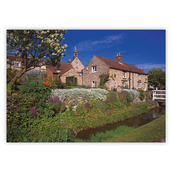 Helmsley - Sold in pack (100 postcards)