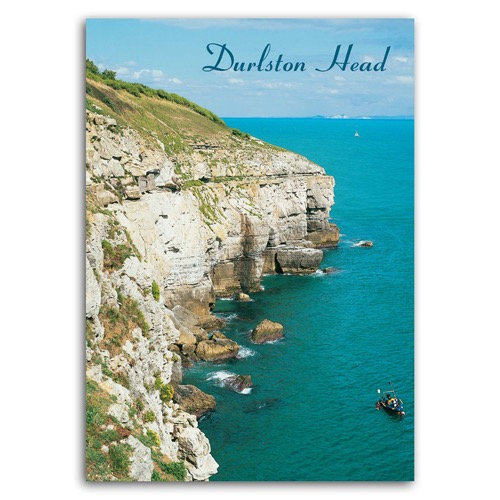 Durlston Head - Sold in pack (100 postcards)