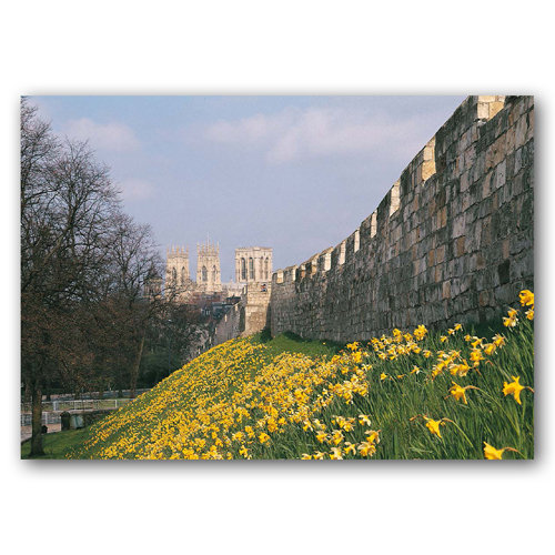 York Walls - Sold in pack (100 postcards)