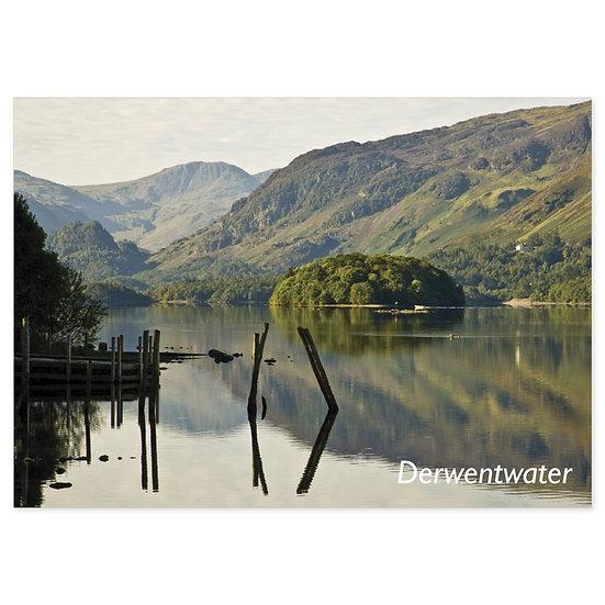 Derwentwater - Sold in pack (100 postcards)