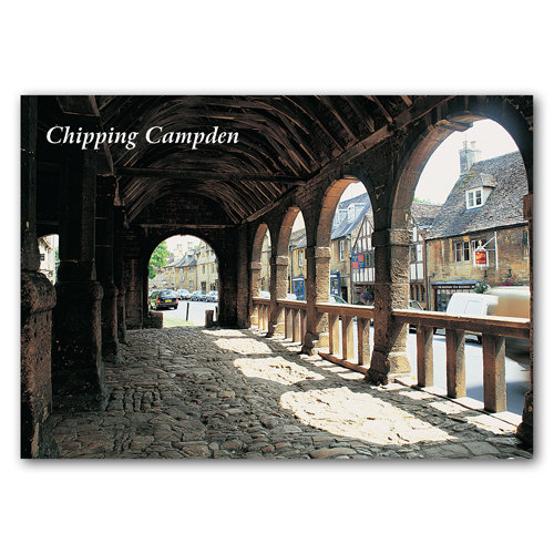 Chipping Campden - Sold in pack (100 postcards)