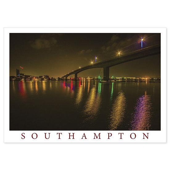 Southampton Bridge - Sold in pack (100 postcards)