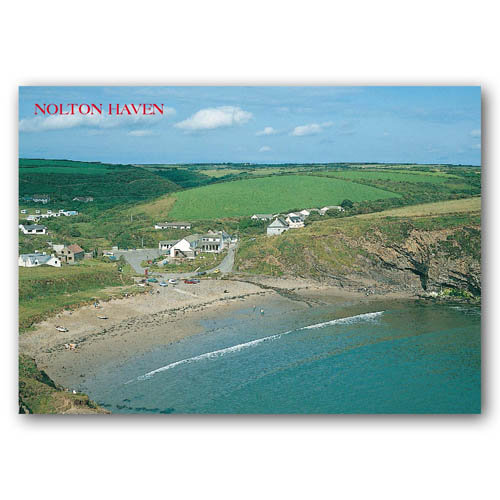 Nolton Haven Beach - Sold in pack (100 postcards)