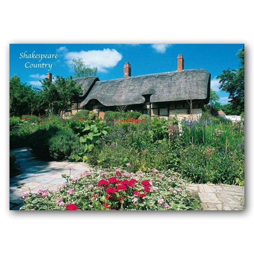 Stratford-Upon-Avon - Sold in pack (100 postcards)