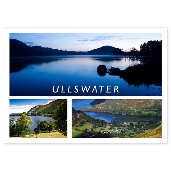 Ullswater Comp - Sold in pack (100 postcards)