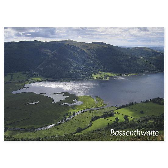 Bassenthwaite - Sold in pack (100 postcards)
