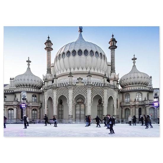 Brighton Pavillion - Sold in pack (100 postcards)