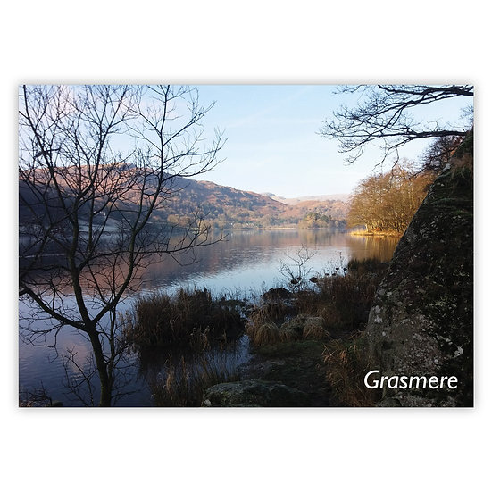 Grasmere - Sold in pack (100 postcards)
