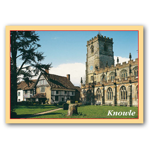 Knowle - Sold in pack (100 postcards)