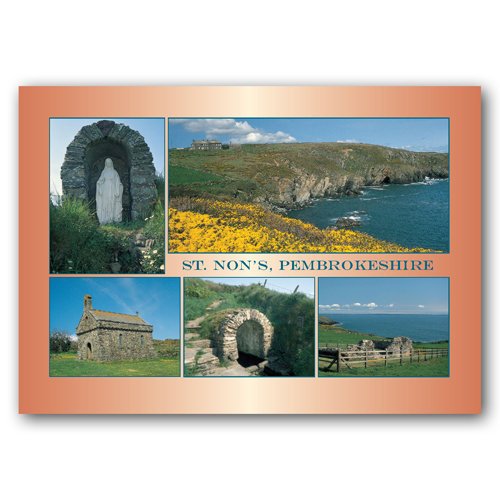 St Nons Comp - Sold in pack (100 postcards)