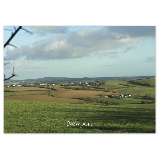 Isle of Wight Views - Sold in pack (100 postcards)