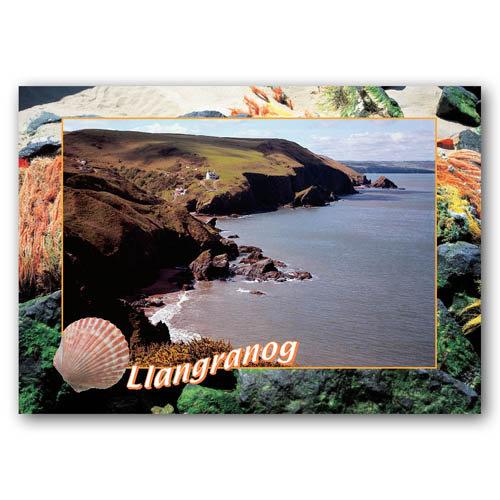 Llangranog - Sold in pack (100 postcards)