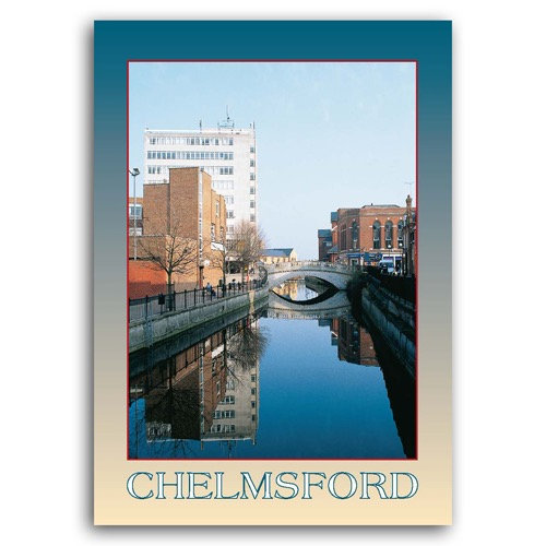Chelmsford - Sold in pack (100 postcards)