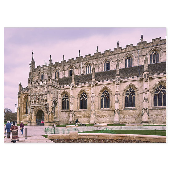 Gloucester Cathedral - Sold in pack (100 postcards)