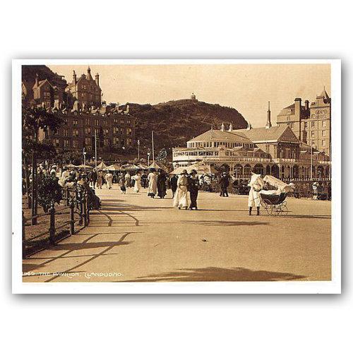 Llandudno Circa 1913 - Sold in pack (100 postcards)