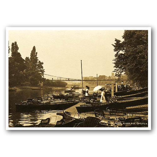 Chester River Dee - Sold in pack (100 postcards)