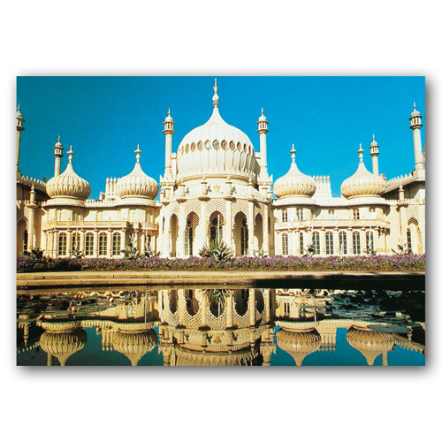 Brighton The Pavilion - Sold in pack (100 postcards)