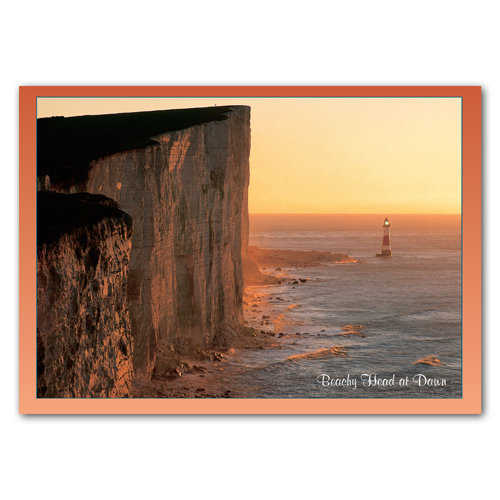 Beachy Head - Sold in pack (100 postcards)