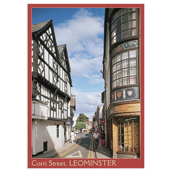 Leominster Comp - Sold in pack (100 postcards)