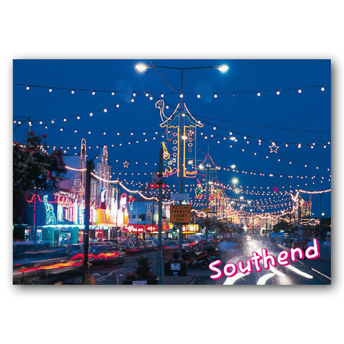 Southend - Sold in pack (100 postcards)