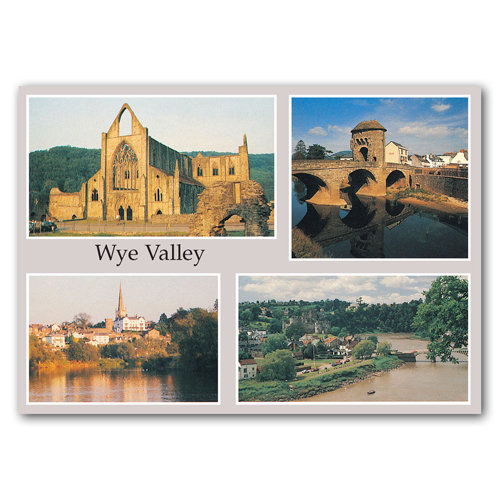 Wye Valley Comp - Sold in pack (100 postcards)