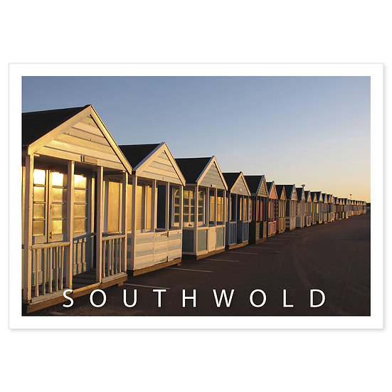Southwold - Sold in pack (100 postcards)