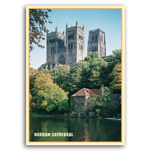Durham Cathedral - Sold in pack (100 postcards)
