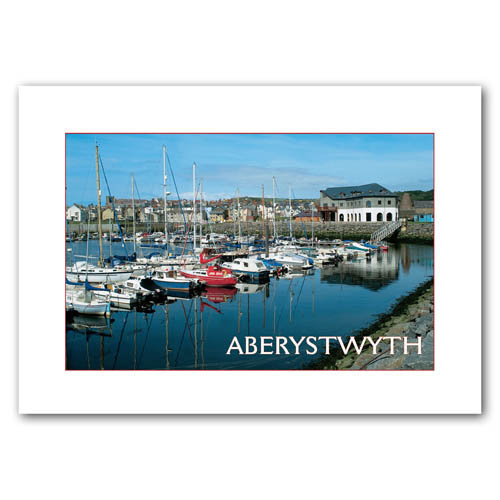 Aberystwyth - Sold in pack (100 postcards)
