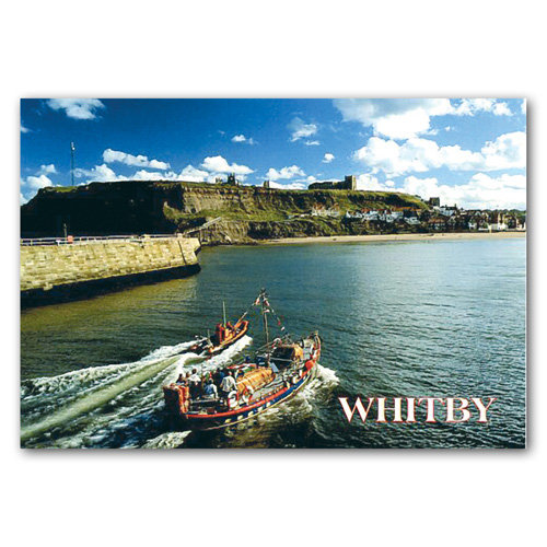 Whitby - Sold in pack (100 postcards)