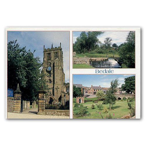 Bedale Wensleydale - Sold in pack (100 postcards)