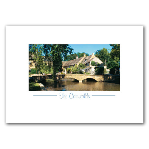 Cotswolds - Sold in pack (100 postcards)