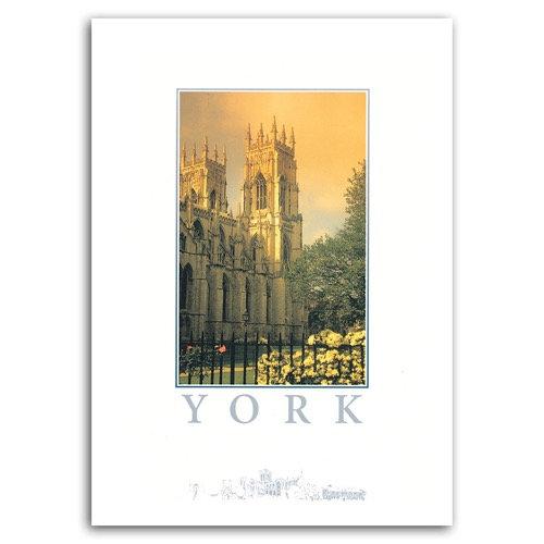 York Framed - Sold in pack (100 postcards)