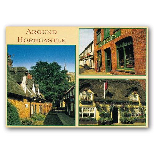 Horncastle - Sold in pack (100 postcards)