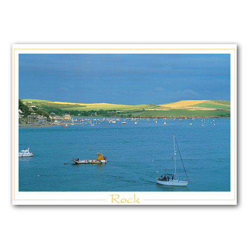 Cornwall Rock - Sold in pack (100 postcards)