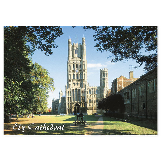 Ely - Sold in pack (100 postcards)