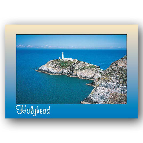 Holyhead - Sold in pack (100 postcards)