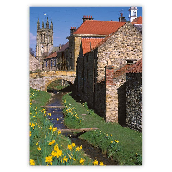 Helmsley - The Church of All Saints - Sold in pack (100 postcards)
