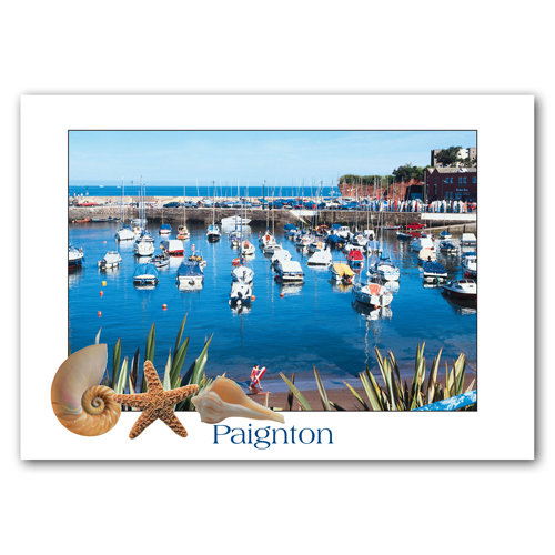Paignton - Sold in pack (100 postcards)