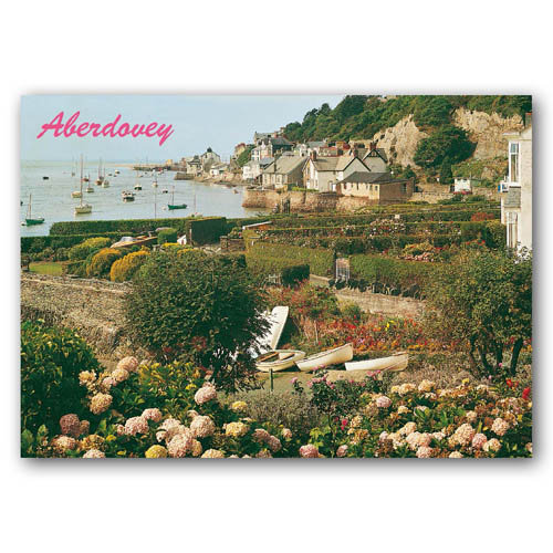 Aberdovey - Sold in pack (100 postcards)