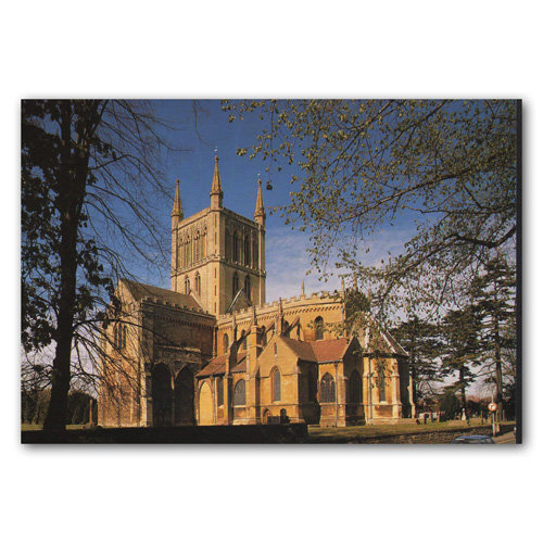 Pershore - Sold in pack (100 postcards)