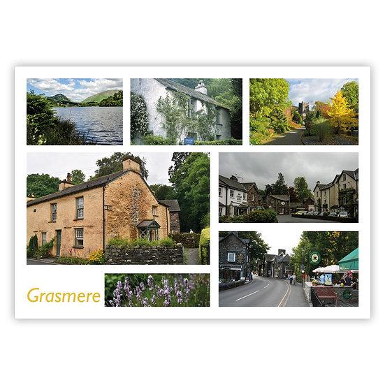 Grasmere Comp - Sold in pack (100 postcards)