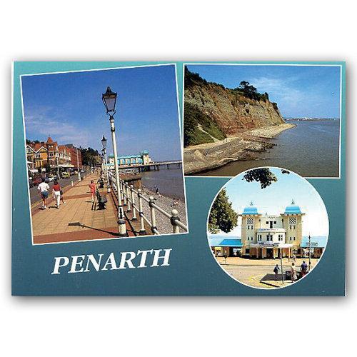 Penarth - Sold in pack (100 postcards)