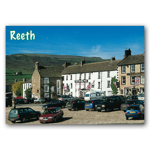 Reeth - Sold in pack (100 postcards)
