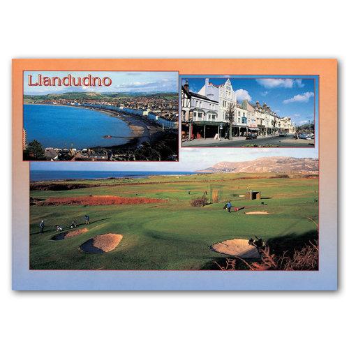Llandudno - Sold in pack (100 postcards)