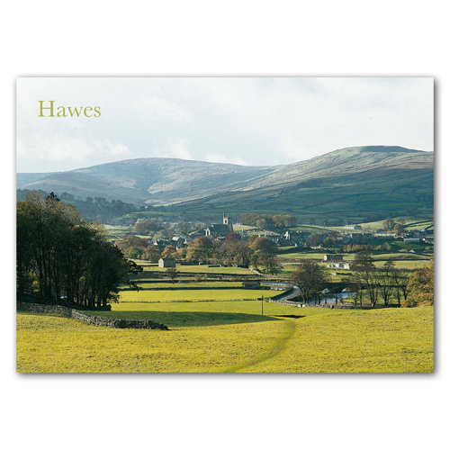 Hawes - Sold in pack (100 postcards)