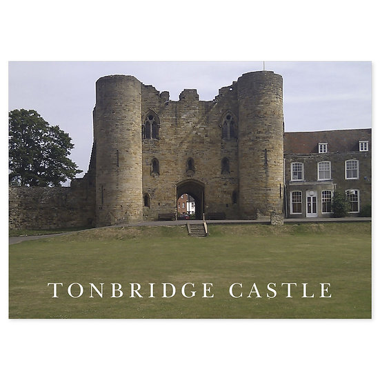 Tonbridge Castle - Sold in pack (100 postcards)