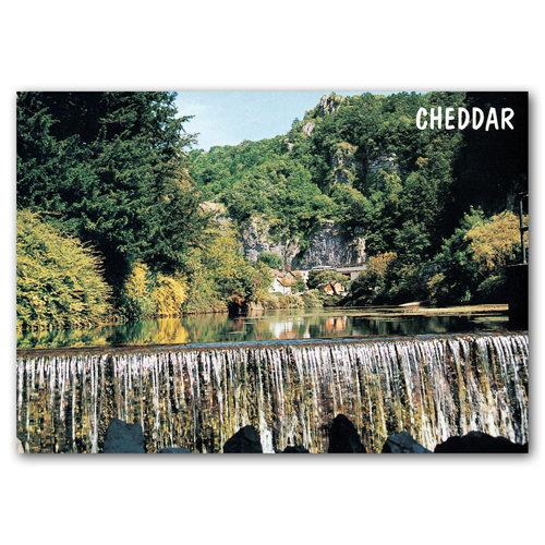 Cheddar - Sold in pack (100 postcards)